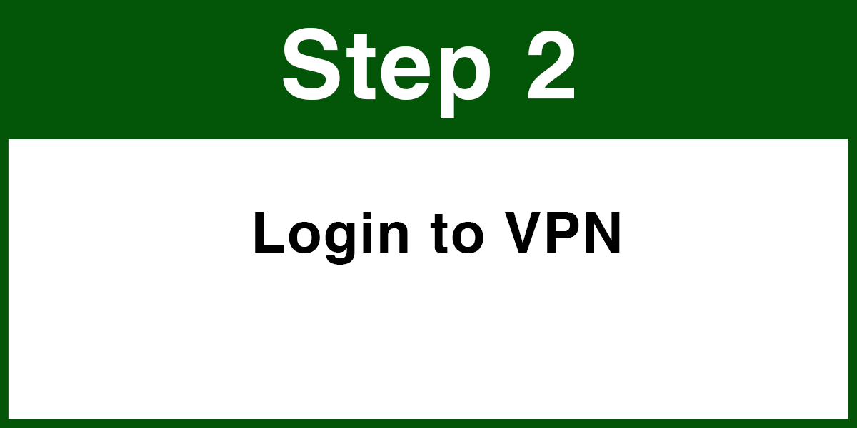 VPN Instructions – Webmail Users   Academic IT Security