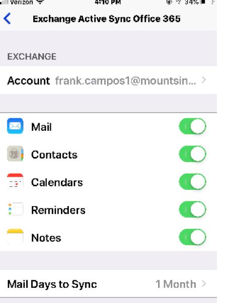 MDM Step 3 (iOS 2018) | Academic IT Security